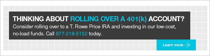 ROLLING OVER A 401(k)